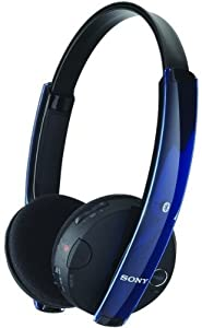 Sony DRBT101/BLK Over-the-Head Style Stereo Bluetooth Headset (Old Version)