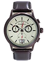 Tommy Bahama Swiss Men's TB1272 Portland Chronograph Analog Display Japanese Quartz Brown Watch by Tommy Bahama Swiss