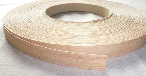 pre-glued-iron-on-oak-wood-veneer-edging-tape-22mm-x-5metres-free-postage-fast-dispatch
