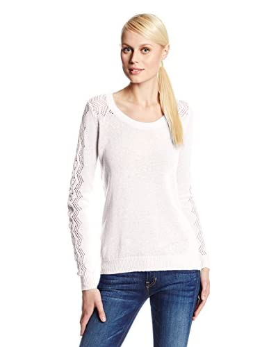 NYDJ Women's Pointelle Sweater
