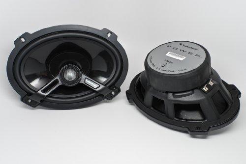 """Rockford Fosgate Power T1692 6X9"""" Full Range Coaxial Speakers"""