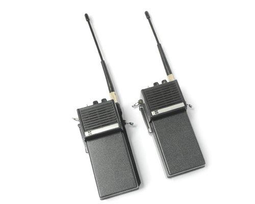 中古 旧所轄系型 松下通信 EK3110 簡易業務用無線機 2台1組