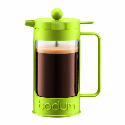Bodum Bean 8 Cup French Press Coffee Maker, 34-Ounce