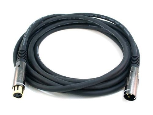 Monoprice 104753 15-Feet Premier Series Xlr Male To Xlr Female 16Awg Cable