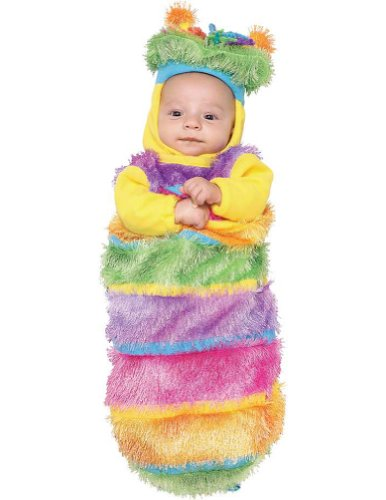 Halloween Costumes Item - Wiggle Worm Newborn Baby Costume
