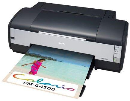 EPSON PM-G4500