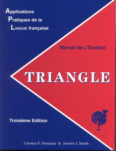 Triangle : Applications Pratiques De La Langue Francais
