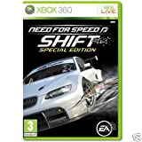 echange, troc NEED FOR SPEED SHIFT - SPECIAL EDITION xbox 360 [import anglais]