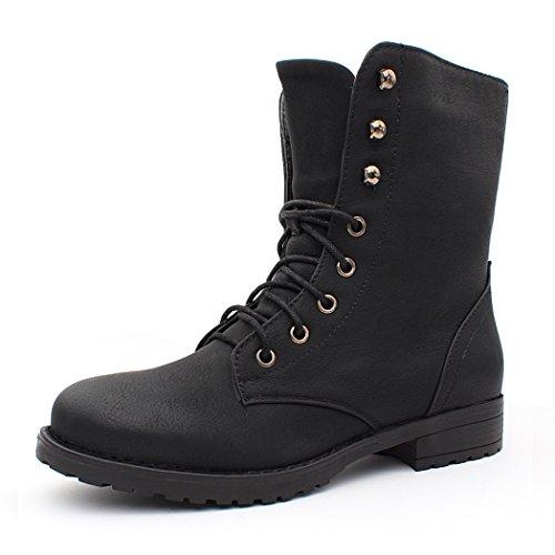 bottines noires femme les mod les classes et tendances sac shoes. Black Bedroom Furniture Sets. Home Design Ideas