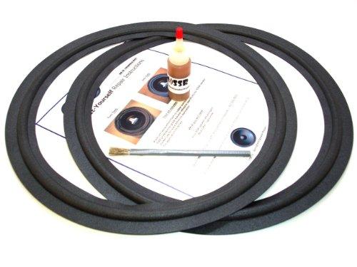 """Jbl 15"""" Le15 Speaker Foam Surround Repair Kit - 15 Inch"""