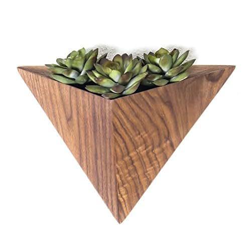 Geometric Planter Box Triangular Indoor