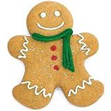 Greeting card Gingerbread Man