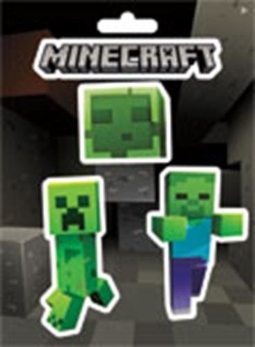MINECRAFT Mobs Caves Stickers by Jinx