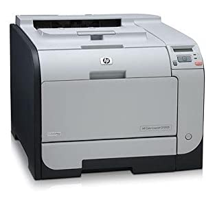 HP CP2025N Color LaserJet Printer