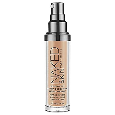 Urban Decay Naked Skin Weightless Ultra Definition Liquid Makeup 3.5 1 oz