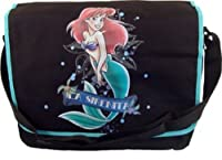 Disney The Little Mermaid Ariel Canvas Messenger Bag from RUZ
