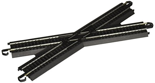 Bachmann Trains Snap-Fit E-Z Track 30 Degree Crossing