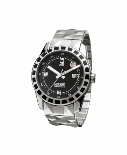 Moschino MW0023 Gents 'Joe Black' Bracelet Watch
