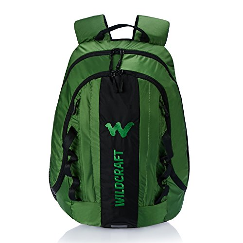 Wildcraft-HypaDura-41-liters-Lime-Casual-Backpack-8903338036913