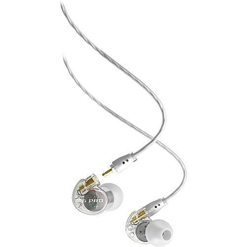MEE Audio M6 PRO Musician's In-Ear Monitors with Detachable Cables
