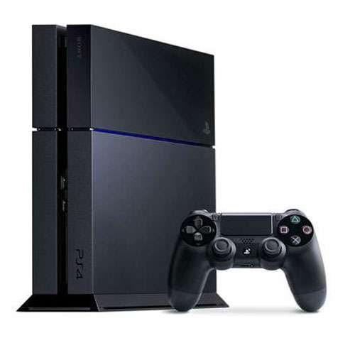 Sony Playstation 4 Bundle Pack - Contains Sony Playstation 4 500gb Console, Killzone, Knack, and Infamous: Second Son
