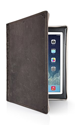 Twelve South Bookbook For Ipad - Vintage Leather Case For 2Nd, 3Rd, And 4Th Generation Ipad (Vintage Brown)