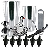 13 Piece Bartending Kit