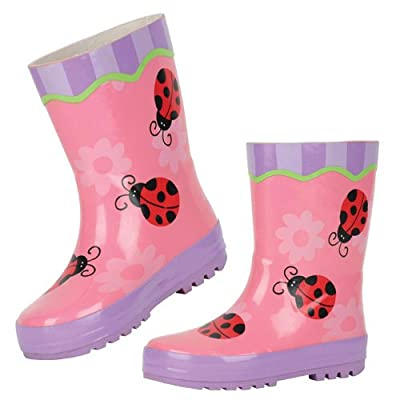 Stephen Joseph Ladybug Rainboots