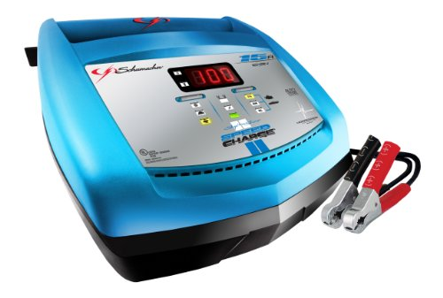 Schumacher XCS15 SpeedCharge Ship 'n Shore Battery Charger
