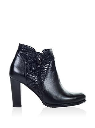 Lisa Minardi Zapatos abotinados (Negro)