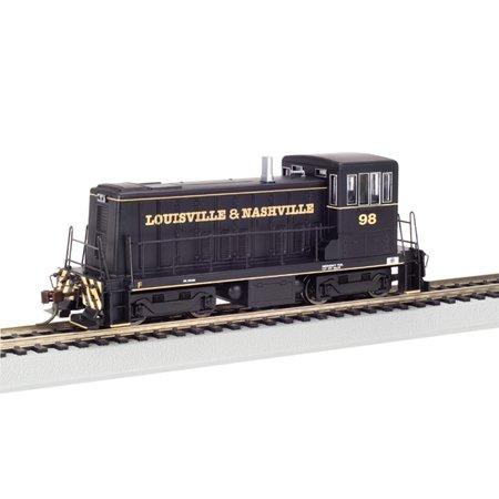 Imagen de Bachmann GE 70 Ton Diesel Louisville y Nashville 99 (Negro y amarillo) Locomotora Escala HO, DCC a Bordo