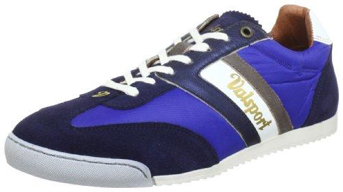 Valsport Canino Nylon Low 17040076.HEQ, Sneaker uomo, Blu (Blau (TURKISH SEA)), 45