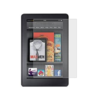 Anti Glare, Anti-Fingerprint (Matte Finishing) Screen Protector Kit for Amazon Kindle Fire Wi-Fi (2-Pack)