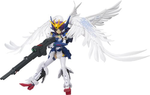 Bandai MS Girl Wing Gundam Zero (EW) - Armor Girls Project