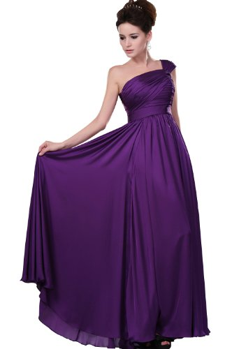 eDressit Einfach Elegant Lila Abendkleid , Gr. 34 Reviews