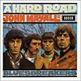 JOHN MAYALL AND THE BLUESBREAKERS A HARD ROAD VINYL LP[LK4853]1967 JOHN MAYALL & THE BLUESBREAKERS