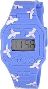 OPS Women's OPSFW-24 Flat Digital Watch