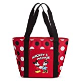 Disney Mickey and Minnie Mouse Cooler Tote Thermal Insulated Bag
