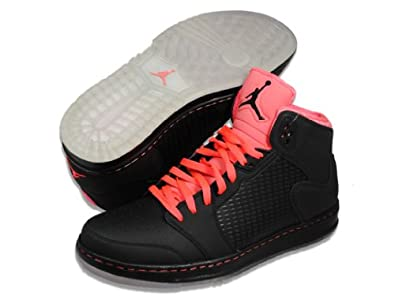 Nike Air Jordan Prime 5 Neon Pack Mens Basketball Shoes [429489-018] Black Infared... by Jordan