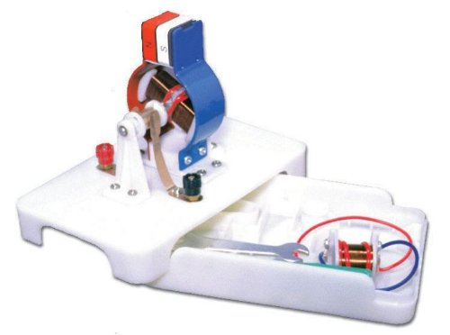 Miniature Electric Motor Model - AC & DC