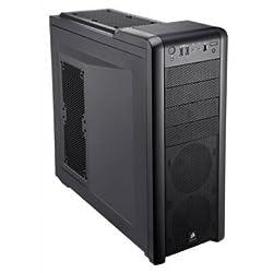 Corsair CC-9011011-WW Black USB3.0 Carbide Series 400R Mid Tower Gaming Case