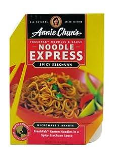 Annie Chuns Noodle Express - Spicy Szechuan 1 X 74 Oz by Annie Chun's