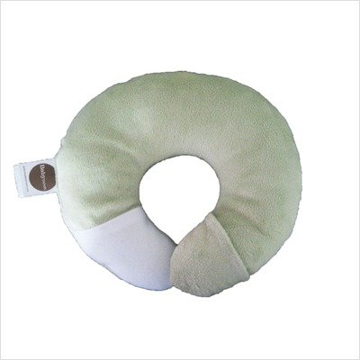 BabyMoon Pillow - For Flat Head Syndrome & Neck Support (Sage)