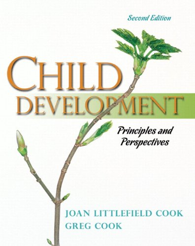 Child Development: Principles and Perspectives, Books a...