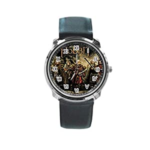 The Hobbit Round Metal Wrist Watch for Unisex men women Fashion Hot Gift NEW