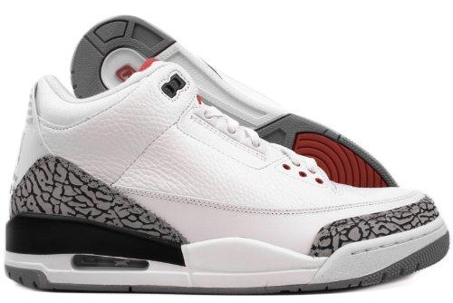Nike Mens Jordan Retro Basketball Dp B004ive6ne Jordan Retro 3