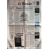 MONDE (LE) [No 17191] du 04/05/2000 - DES FEMMES A PARITE - MCDO - LA PISTE DE L'ARB - L'AXE BOURSIER FRANCFORT-LONDRES...
