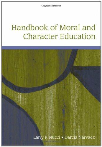 Handbook of Moral and Character Education (Educational...