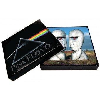 Pink Floyd sottobicchieri Set (lizenzprodukt ufficiale)