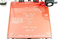 [REPRAPGURU] 213*200*3 Borosilicate glass for heatbed MK2/MK2A for 3D printer, Reprap Prusa i3, Mendel from RepRapGuru